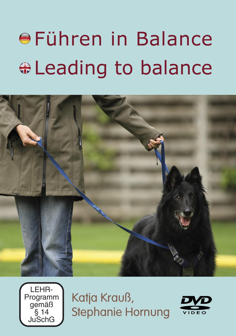 DVD: K. Krauß, S. Hornung - Führen in der Balance, Leading to Balance