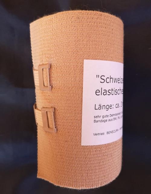 Schweizer Longelast Körperband