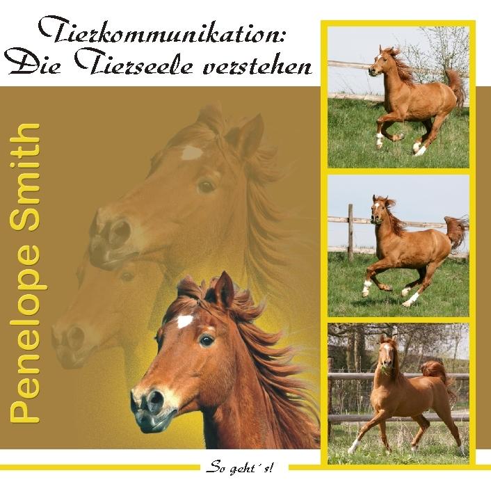 Penelope Smith: Tierkommunikation. Die Tierseele verstehen (Hörbuch)