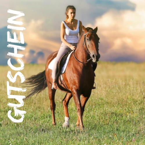 """Gutschein """"Pferd"""""""